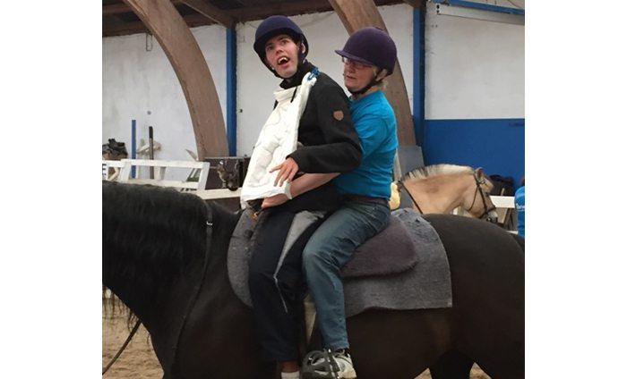 Horseriding - Berit Andersen