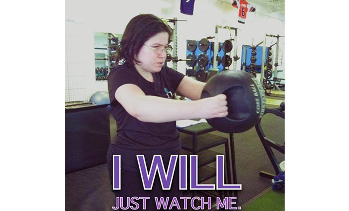 I Will: Just Watch Me - Robyn Krumm