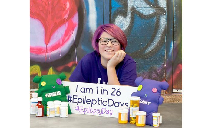 I Am More Than Just Epilepsy - Erin Ensley