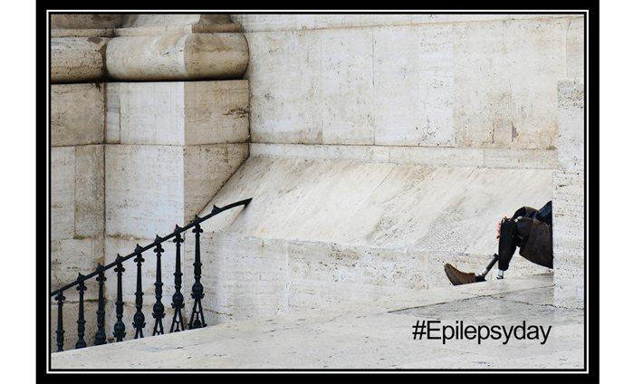International Epilepsy Day Selfie Competition - Philip Devereux