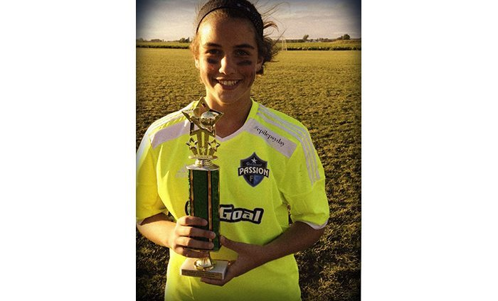 Soccer Championship - Alisha Taul