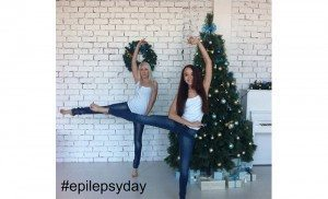 International Epilepsy Day Selfie Competition - Vilena Galieva - 1