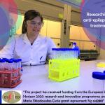 'Researching on anti-epileptogenic treatments' - Laura Mendieta