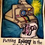 'putting epilepsy in the picture' - Cherie Glorioso
