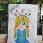 'Beautiful Epilepsy Girl' - Maribel Fortes