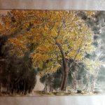 'Autumn Leaf' - Wenyin Li