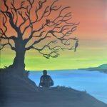 'My Life In Silhouette' - Dicky Ishkandar