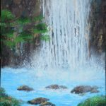 'Waterfall' - Janet Lee