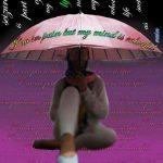 'Purple Umbrella' - Maryam Farrokhipour