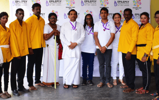 Epilepsy day in Sri Lanka