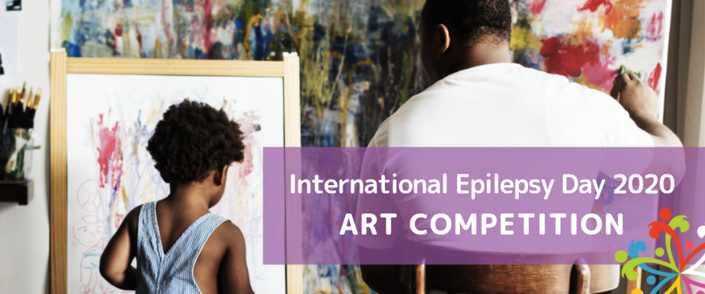 Art competition to celebrate International Epilepsy Day 2020