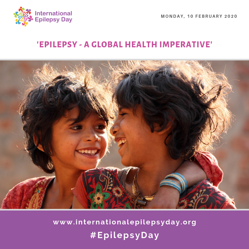 International Epilepsy Day 2020