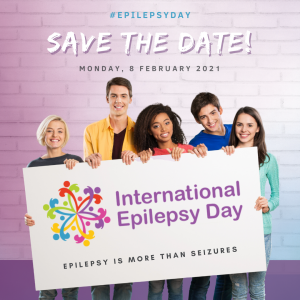 Epilepsy Day - Save the Date
